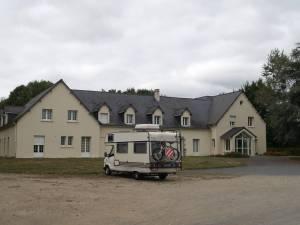 Hôtellerie principale