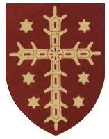 logo :  La Confédération des Chanoines Réguliers de saint Augustin